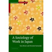 A Sociology of Work in Japan by Ross Mouer