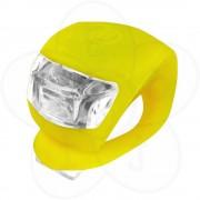 Prednja 2 LED bljeskalica Xplorer žuta