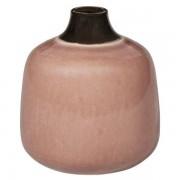 Maisons du monde Vaso rosa in ceramica H20