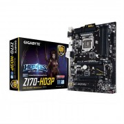 MB, GIGABYTE Z170-HD3P /Intel Z170/ DDR4/ LGA1151