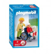 Playmobil 4407 with Child Wheelchair