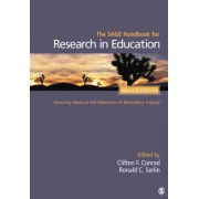 The SAGE Handbook for Research in Education by Clifton F. Conrad