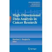 High-Dimensional Data Analysis in Cancer Research 2008 by Xiaochun Li