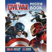 Marvel: Captain America - Civil War Poster Book