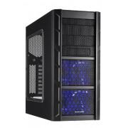 Max in Power Gandalf - Case PC torre media ATX/Micro ATX con 3 ventole da 12 cm e 4 porte USB