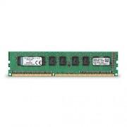 Kingston KVR16E11S8/4I Memoria RAM da 4 GB, 1600 MHz, DDR3, ECC CL11 DIMM, 240-pin, Certificata Intel