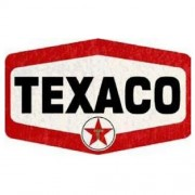 """Sign - Texaco Hexagon"""