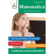 Matematica clasa a II-a (ed. Gama).