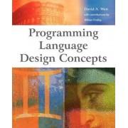 Programming Language Design Concepts by David A. Watt