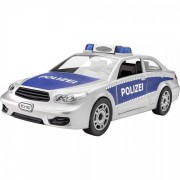 Masinuta de politie revell junior kit police car rv0802