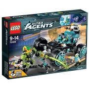 LEGO Agents - Toxikita en patrulla de asalto (6100981)