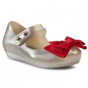 Балеринки MELISSA - Mini Melissa Ultragirl Sweet B 31652 White/Red 50488