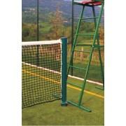 Stalpi tenis, otel, profil rotund 90 mm