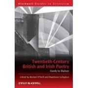 Twentieth Century British and Irish Poetry by Michael O'Neill