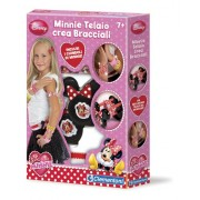 Clementoni - Juego de creación de Minnie Mouse para niñas, para 1 jugador (158720-WM)
