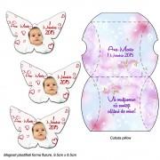 Magnet Fluture Si Cutiuta Pillow