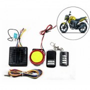 Capeshoppers Yqx Ultra Small Anti-Theft Security Device And Alarm For Honda Cb Trigger