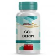 Cápsula Goji Berry 300mg Com 120 Cápsulas