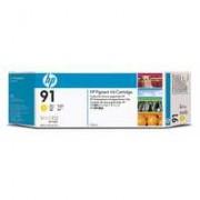 HP 91 Inkjet Cartridge Yellow C9469A