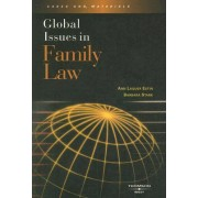 Global Issues in Family Law by Ann Estin