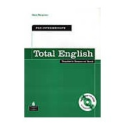 Total English Pre-Intermediate Teacher's Resource Book and Test Master CD-Rom Pack