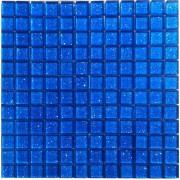 Maxwhite B002 Mozaika skleněná modrá 29,7x29,7cm