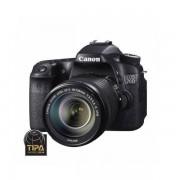 Aparat foto DSLR Canon EOS 70D 20.2 Mpx WiFi Kit EF-S 18-135mm STM