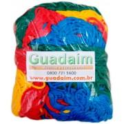 Rede de Proteção Colorida para Cama Elástica de 2,00m