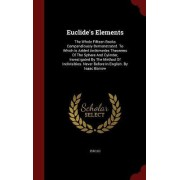 Euclide's Elements by Euclid
