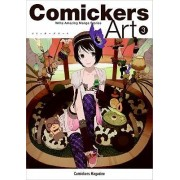 Comickers Art 3 by Comickers Magazine