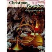 Christmas Favorites by Richard Bradley
