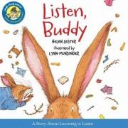 Listen, Buddy by Lynn Munsinger