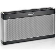 Boxa Portabila Bose Soundlink III, Bluetooth (Negru/Argintiu)