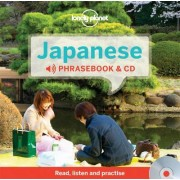 Lonely Planet Japanese Phrasebook by Lonely Planet
