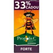 Propolis C Echinacea Forte (30+10 comprimate cadou)