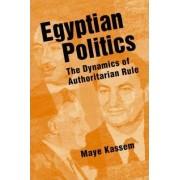 Egyptian Politics by Maye Kassem