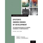 Epstein's Inborn Errors of Development: The Molecular Basis of Clinical Disorders of Morphogenesis