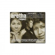 Warner Music Franklin Aretha - Respect - The Very Best Of