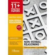 11+ Practice Papers, Non-Verbal Reasoning Pack 2 (Multiple Choice) by Gl Assessment