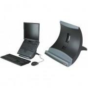 3M Notebook-Ständer LX550, aus Kunststoff, schwarz