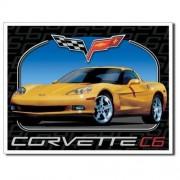 """""""Sign - Chevrolet Corvette C6"""""""