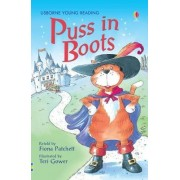 Puss in Boots: Gift Edition by Fiona Patchett