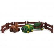 Johnny Tractor Farm Adventure Set - Caballo - 37722H