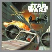Kalender Star Wars Classic 2017: 30x30 cm
