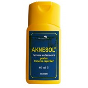 Aknesol - lotiune antiacneica