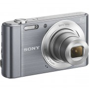 Fotoapara DSCW810S.CE3 silver SONY