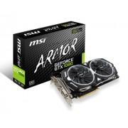 MSI VGA GTX 1080 ARMOR 8GB GDDR5 256BIT 10010MHZ ARMOR 2X PCI-E 3.0 HDMI DP DVI