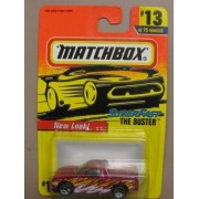 Matchbox Super Fast Series The Buster Customized Street Pick-Up Truck #13 of 75 Vehicles8-75 by Hot Wheels