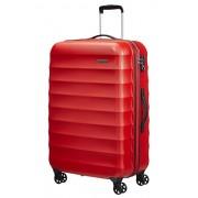 American Tourister - Palm Valley spinner equipaje de cabina, rojo (bright red), L (77cm-88,5L)