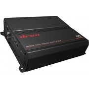 JVC KS-DR3001D amplificadores para coche (Negro, D)